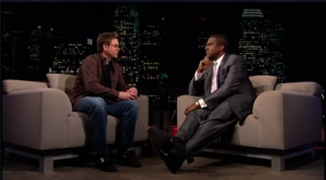Biz Tavis 300x166 Biz Stone & Tavis Smiley Talk About How Twitter Will Make Money