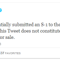 Twitter Is Going Public #TWIPO
